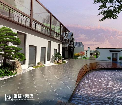 石家庄开发区庭院规划
