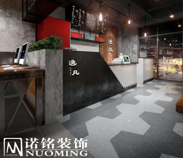 石家庄餐饮装修设计